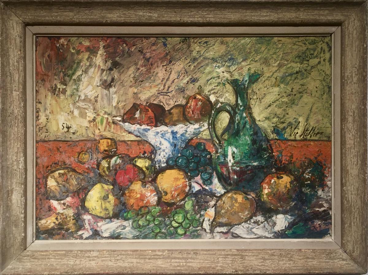 Vic Stiller (1902-1974) - Fruits Of The Summer