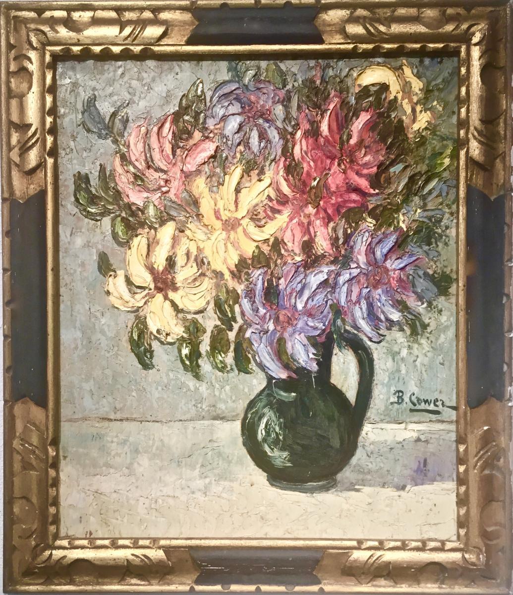 Flower Bouquet - Bernard Cowez (xix / XX)