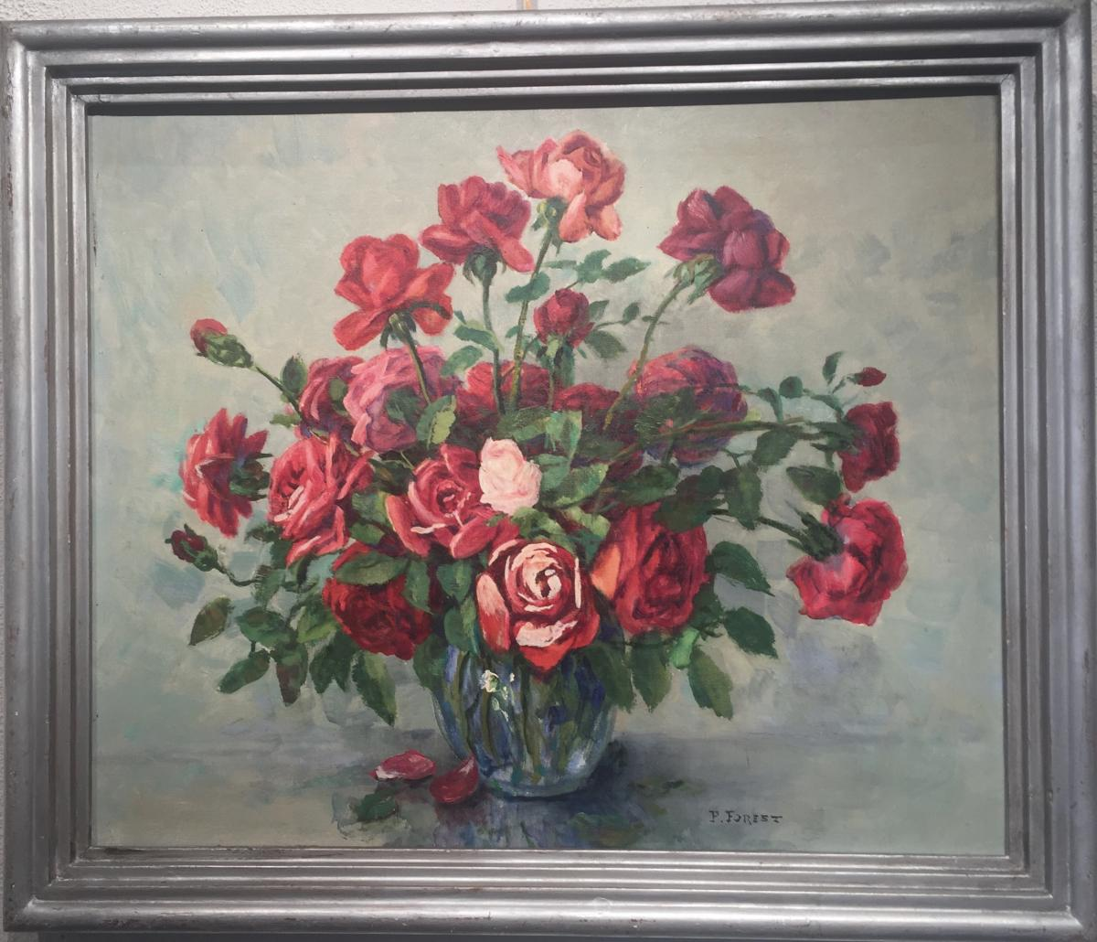 Pierre FOREST !1881-1971) - ROSES