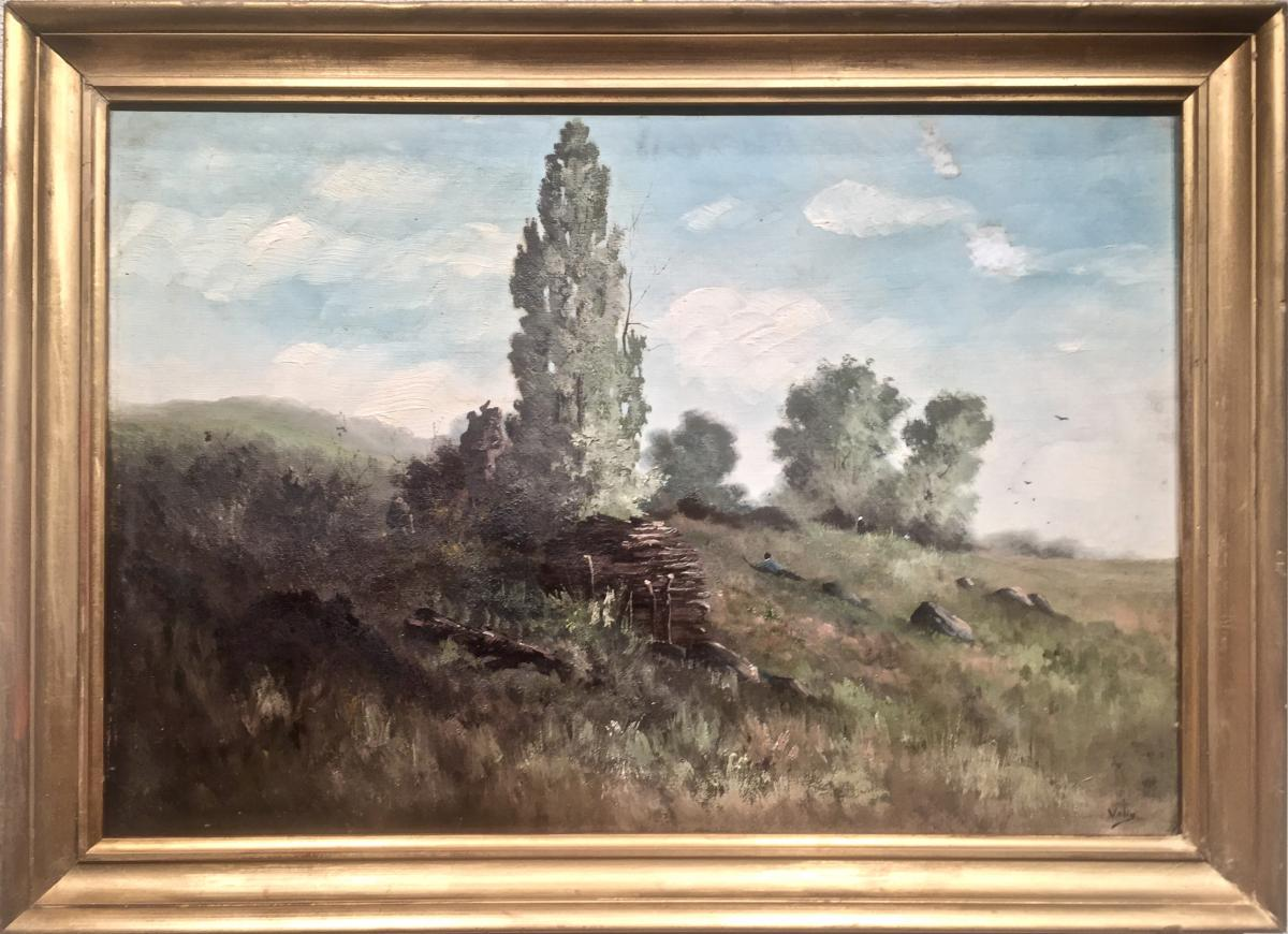 MONTS du LYONNAIS - Anthelme VALIN (XIX/XXème)