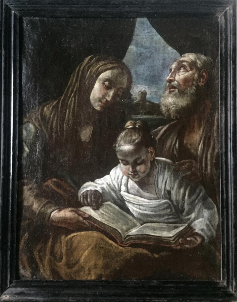 LA LECTURE - XVII / XVIII ème