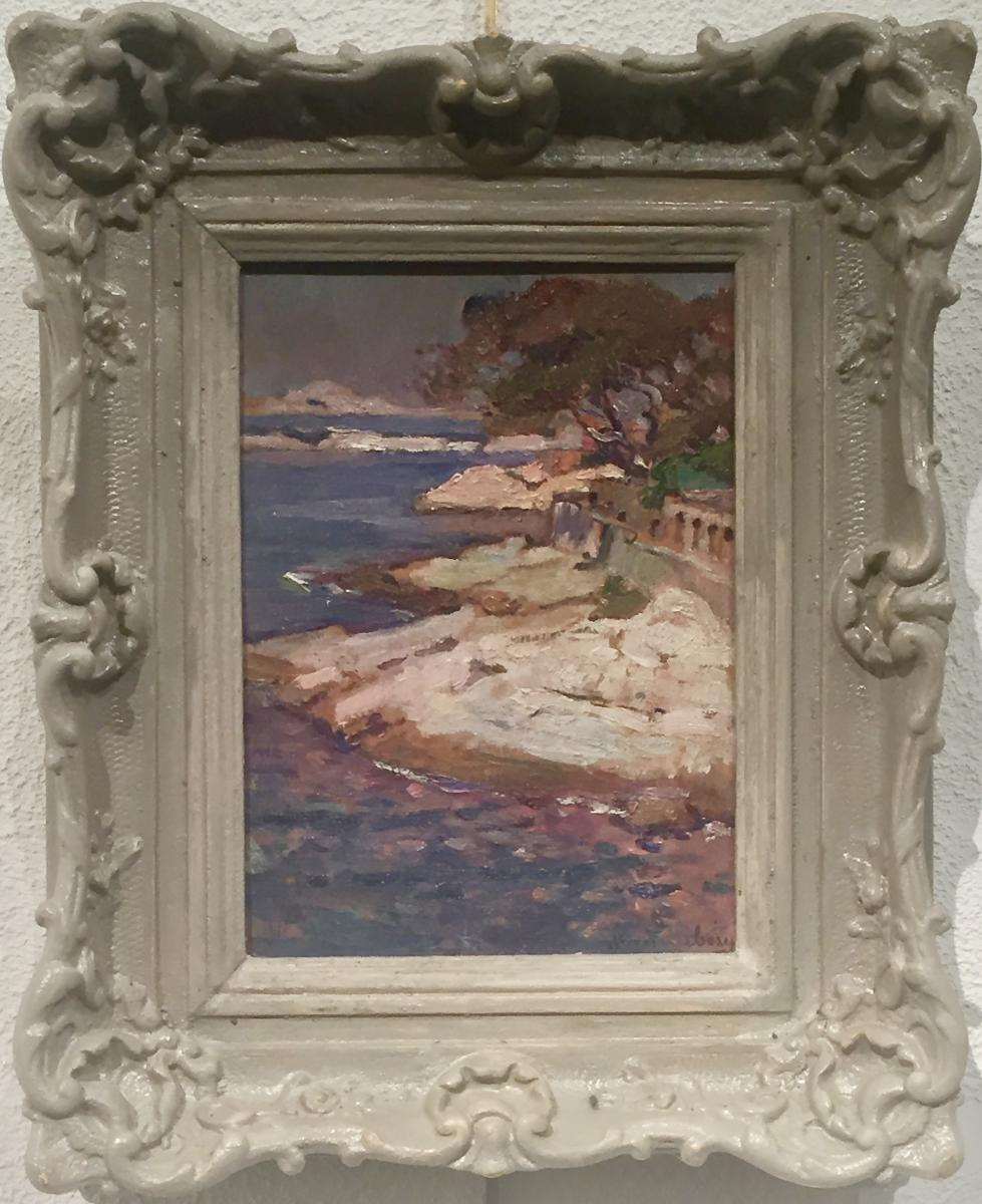 CASSIS LITTORAL - CHARCOT-MEG-CLERY (1874-1960)