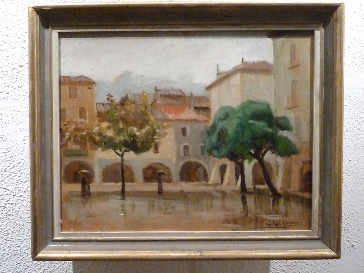 Deny - Place Carnot - Michel Loche