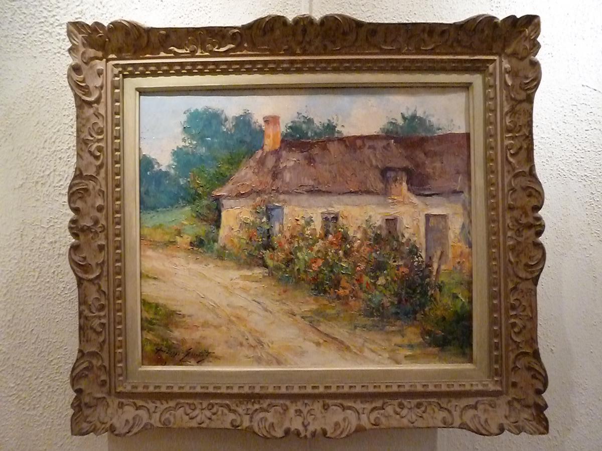 La maison fleurie de Paul Pierre EMIOT