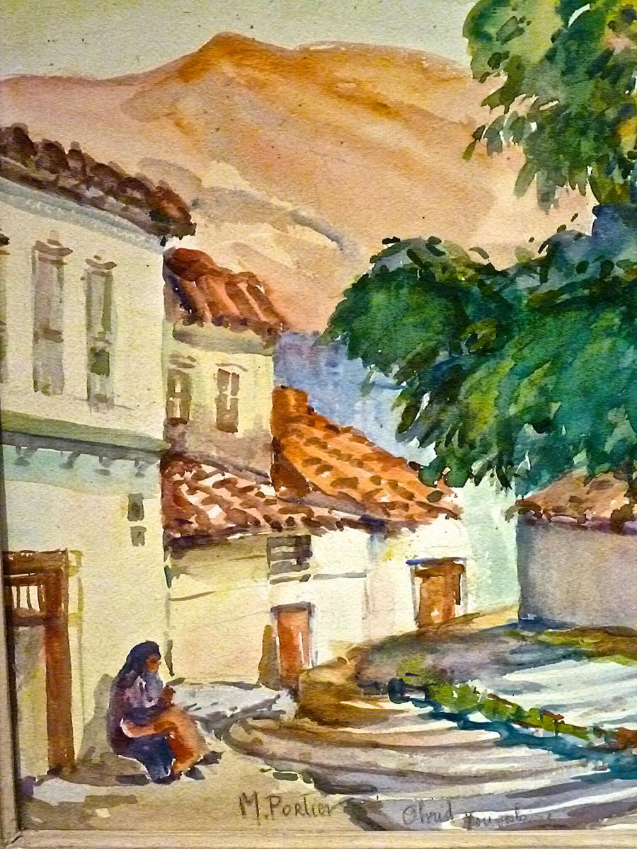 Ohrid Macedonian City By Marguerite Portier-photo-4