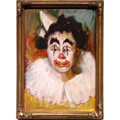 Clown 1900 - Unsigned