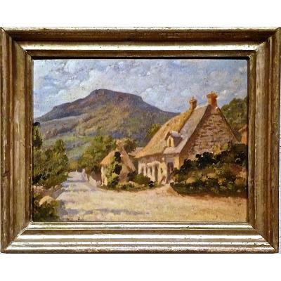 Maisons Bretonnes par Lucien ROUSTAN (1886-1914)