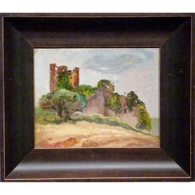 TALMONT St HILAIRE par Marguerite PORTIER (1893-1992)