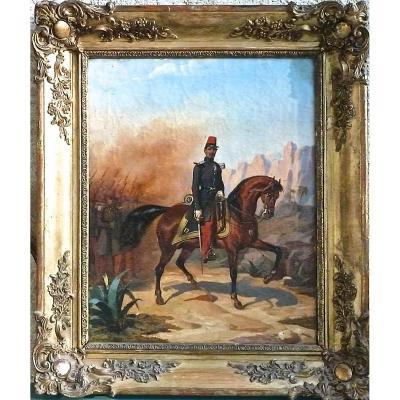 LEGION ETRANGERE - CONSTANTINE 1837 par Lucien Aphonse GROS