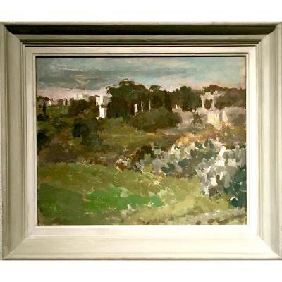 ALGERIE années 1890 par Eugène TRIGOULET (1864-1910)