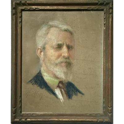 Georges AUFRAY (1864-1941) Impressionniste-Pointilliste