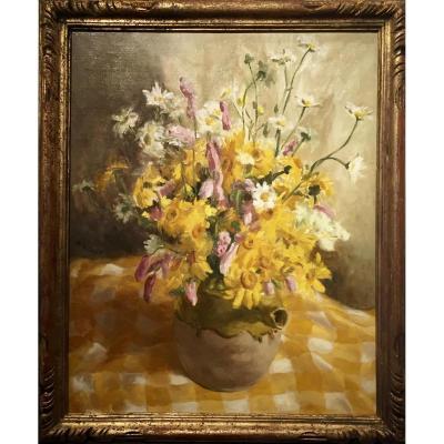 MARGUERITES par Marguerite AGNES (1894-1960)