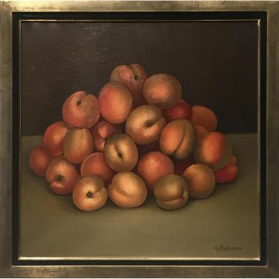 Georges ROHNER (1913-2000) TAS d'ABRICOTS