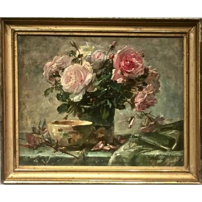 Pierre Nicolas EULER (1846-1913) - ROSES