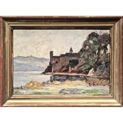 ABBAYE d'HAUTECOMBE - Anthelme BERGERON (1885-1972)