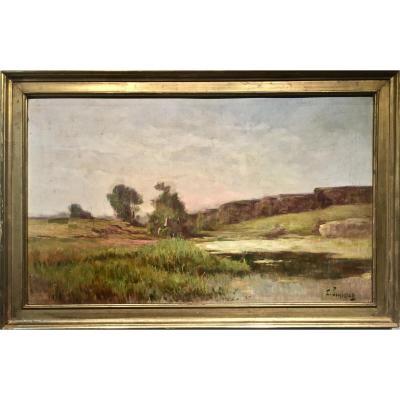 0PTEVOZ - Léon Régis JUNIQUE ( 1875-1945 )