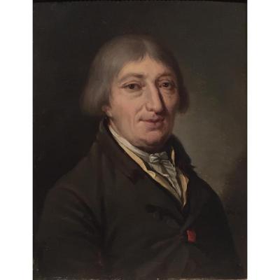 Henri Nicol Van KORP (1756-1819) - Robert LINDET (1746-1825)