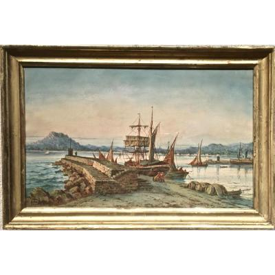 TOULON 1919 - Emile HENRY (1842-1920)