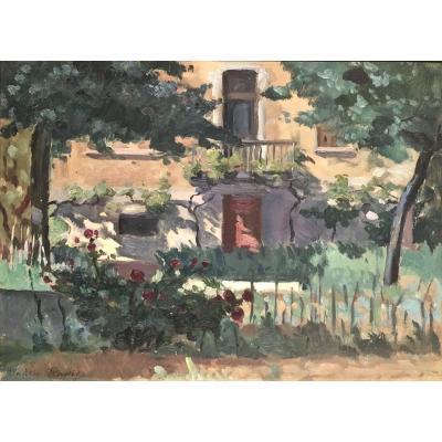 St CYR au MONT d'OR - Madeleine PLANTEY (1890-1985)