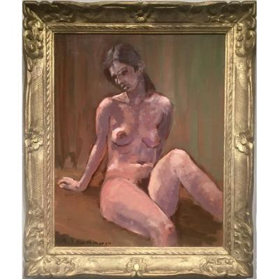André Landaud (1924-2013) - Nude Of The 70s