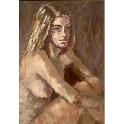 André Landaud (1924-2013) - Nude Of The Seventies