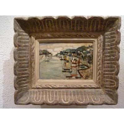 Port de Douëlan par Louis Cazals
