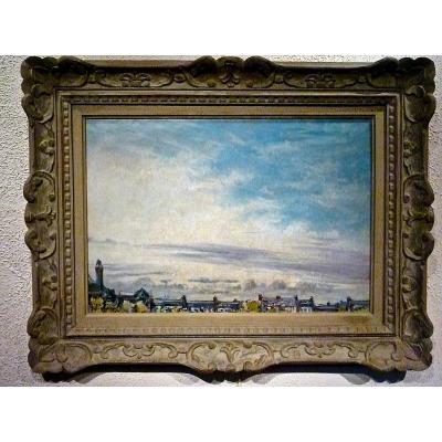Ciel de Paris de PIERRE FLEURY