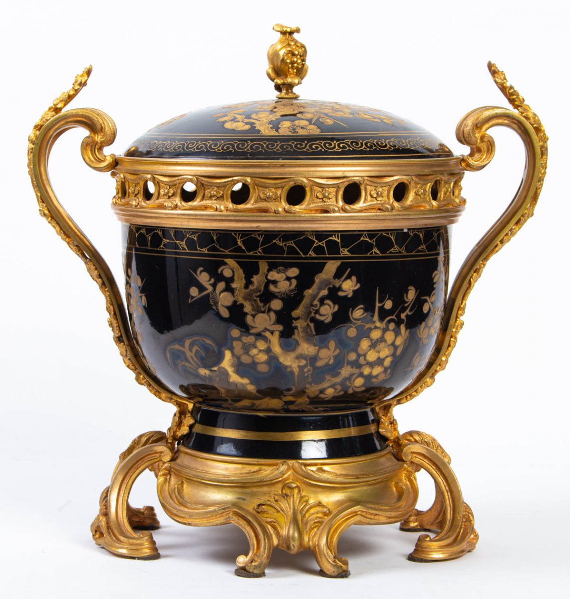 Porcelain Soup Tureen