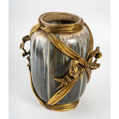 Céramique et bronze de Sevres XIX