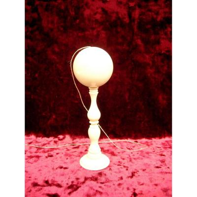 Nineteenth Bilboquet Double Ivory System