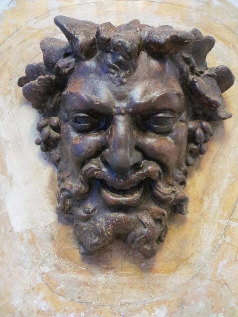 Tête De Bacchus