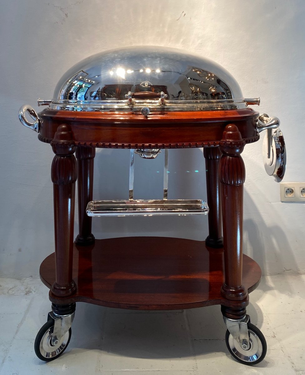 Whiskemann,  Carving Trolley -  Meat Trolley