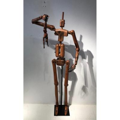Large Articulated Mannequin