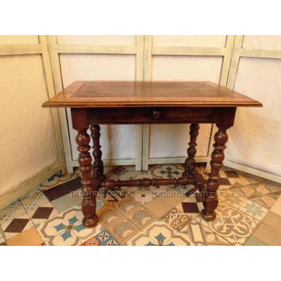 Table Bureau Louis XIII