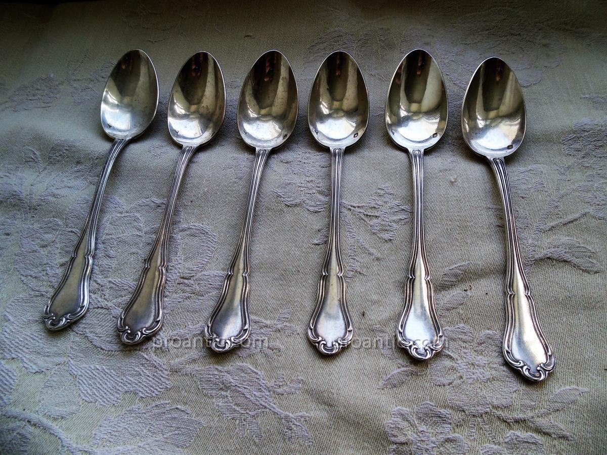 Teaspoons Silver