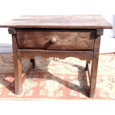 Petite Table Basse XVIIIeme