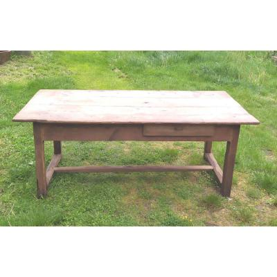 Table De Ferme, Chataignier