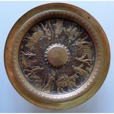 Grand Coupe En Bronze Levillain/barbedienne 1879