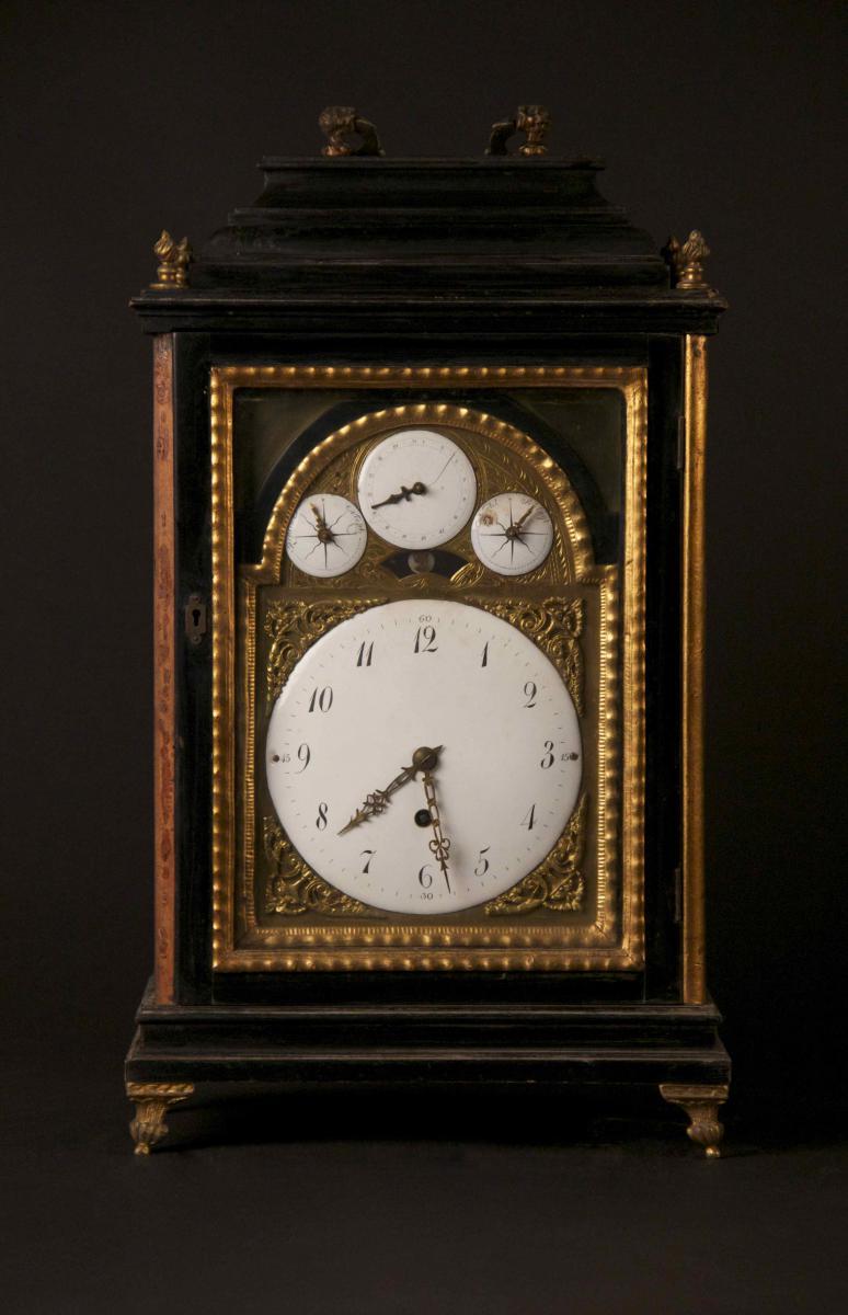 Louis XIV Clock