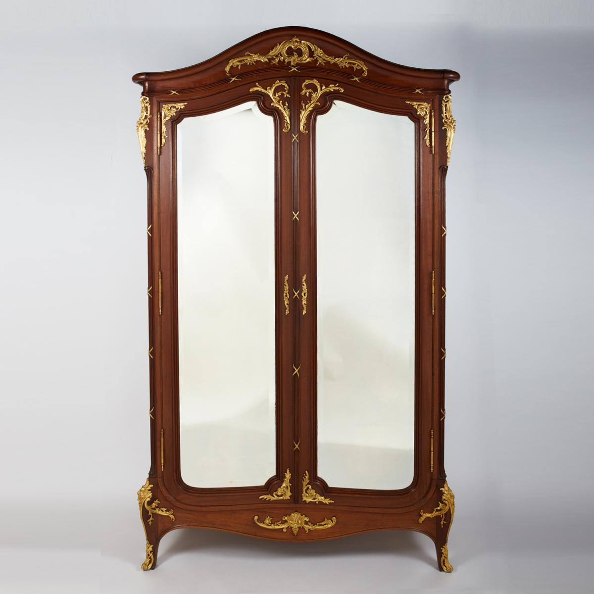 Chambre de style Louis XV, XIXe