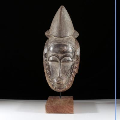 Masque, Côte d'Ivoire, XXe
