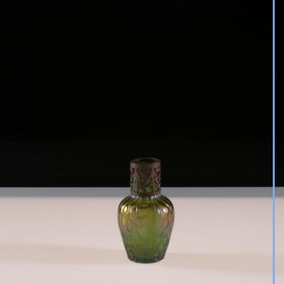 Vase dans le goût de Loetz, XXe