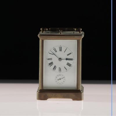 Pendulette de Voyage, XIXe