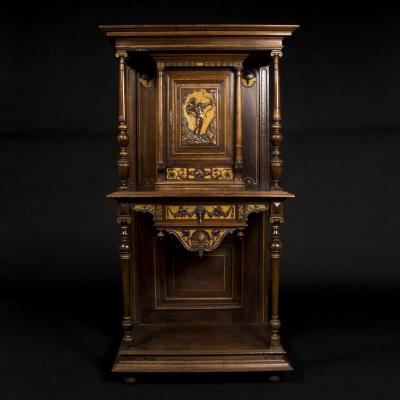 Cabinet au Cupidon, XIXe