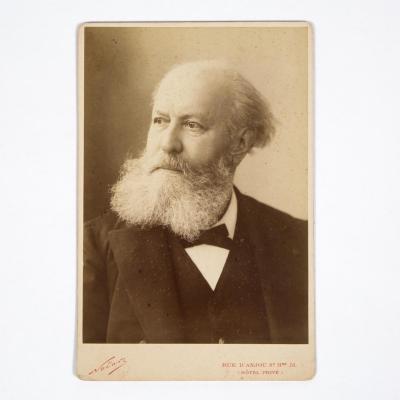 Nadar (1820-1910), Portait De Charles Gounod