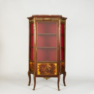 Vitrine de style Louis XVI, XIXe