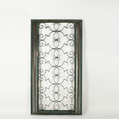 Claude Piguet (1847-1942), grilles en ferronnerie d'art, XXe