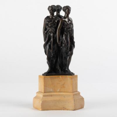 D'après Germain Pilon (1528-1590), Les Trois Grâces, XIXe