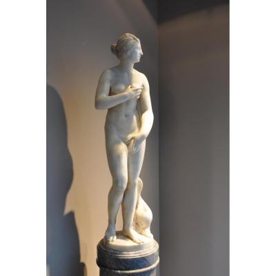 Marbre Venus De Medicis Fin XVIII Italie