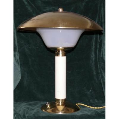Lampe Jumo 350 grand luxe blanche